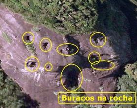buraco no rocha