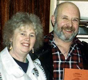 Lionel e Patricia Fanthorpe