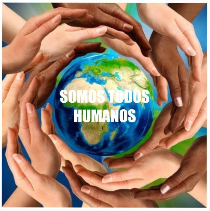 SOMOS TODOS HUMANOS